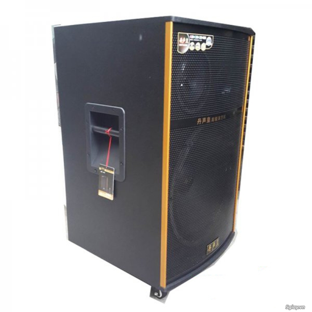 Loa di động hát karaoke giá rẻ, loa vali kéo di động tại HCM - 1