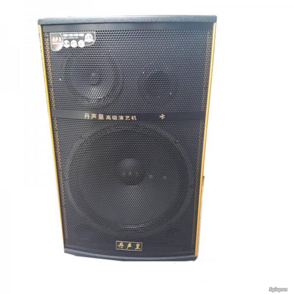 Loa di động hát karaoke giá rẻ, loa vali kéo di động tại HCM - 2