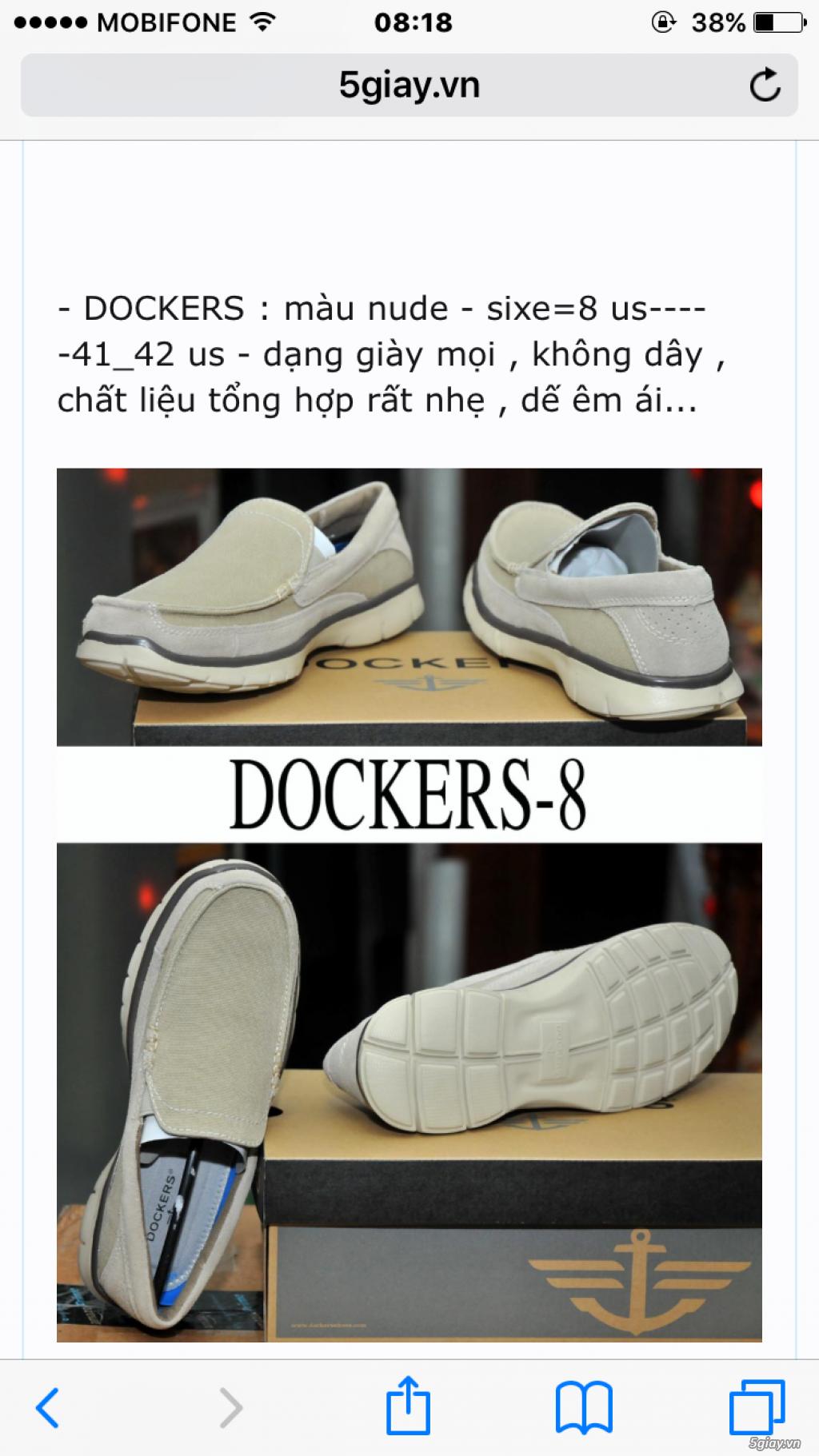 Giày chính hãng ship từ USA