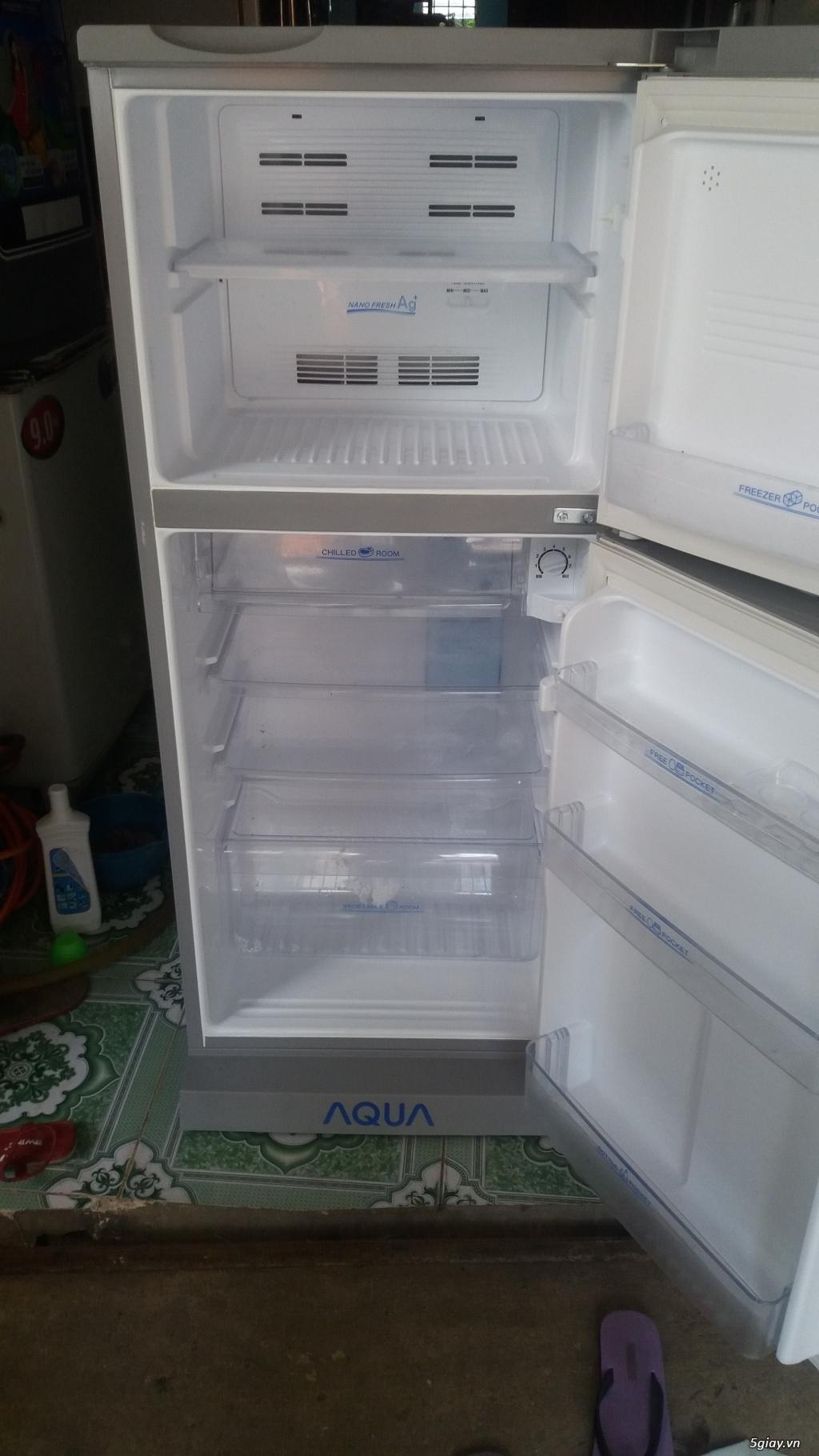 Tủ lạnh aqua 180 lít - 1