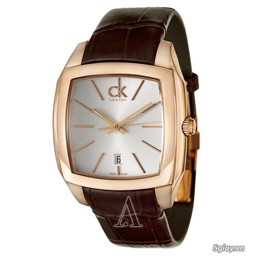 <Authentic>Đồng hồ mới 100% ship US: CK, Daniel Wellington..