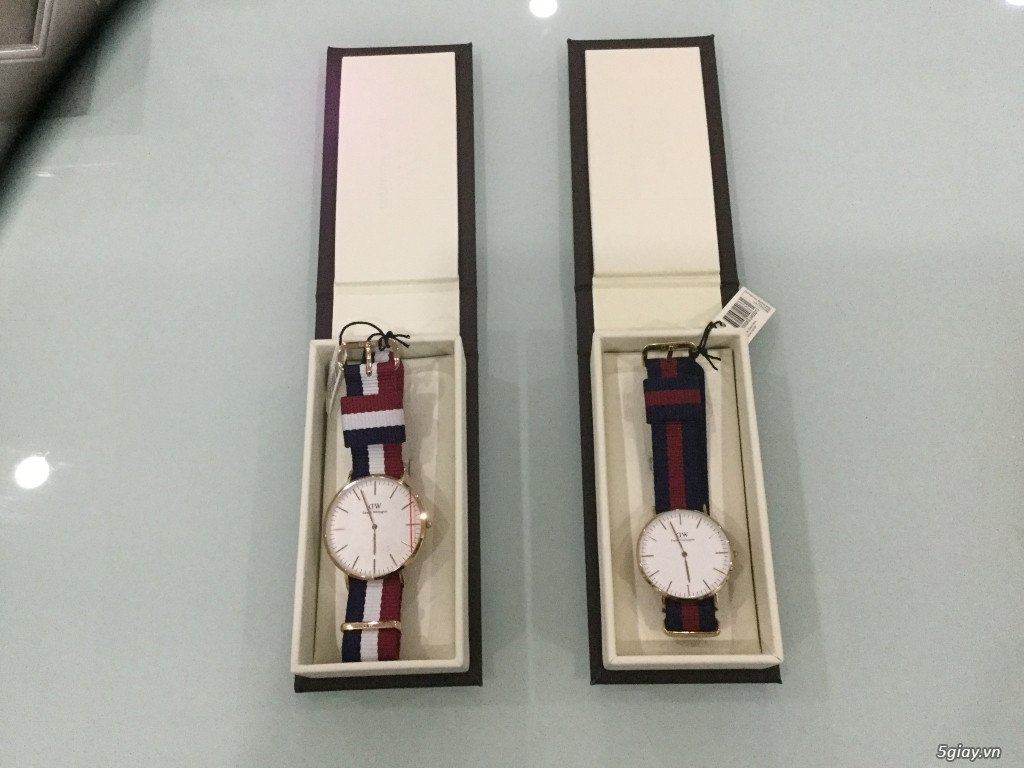 <Authentic>Đồng hồ mới 100% ship US: CK, Daniel Wellington.. - 13