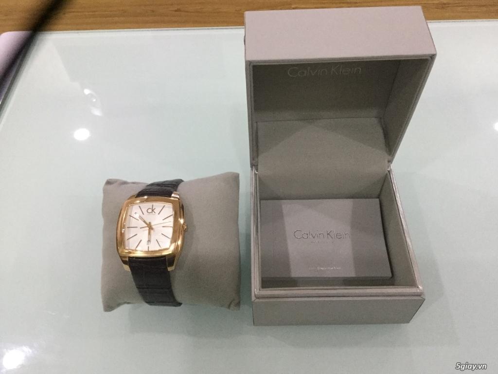 <Authentic>Đồng hồ mới 100% ship US: CK, Daniel Wellington.. - 3