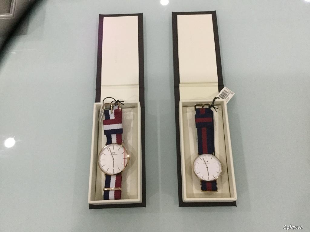 <Authentic>Đồng hồ mới 100% ship US: CK, Daniel Wellington.. - 9