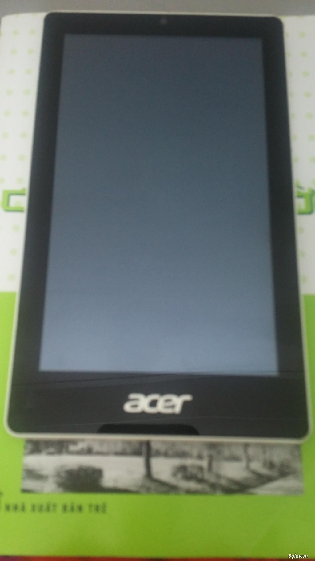 HCM_ Máy tính bảng Acer tab B1 740 giá bèo như cho!