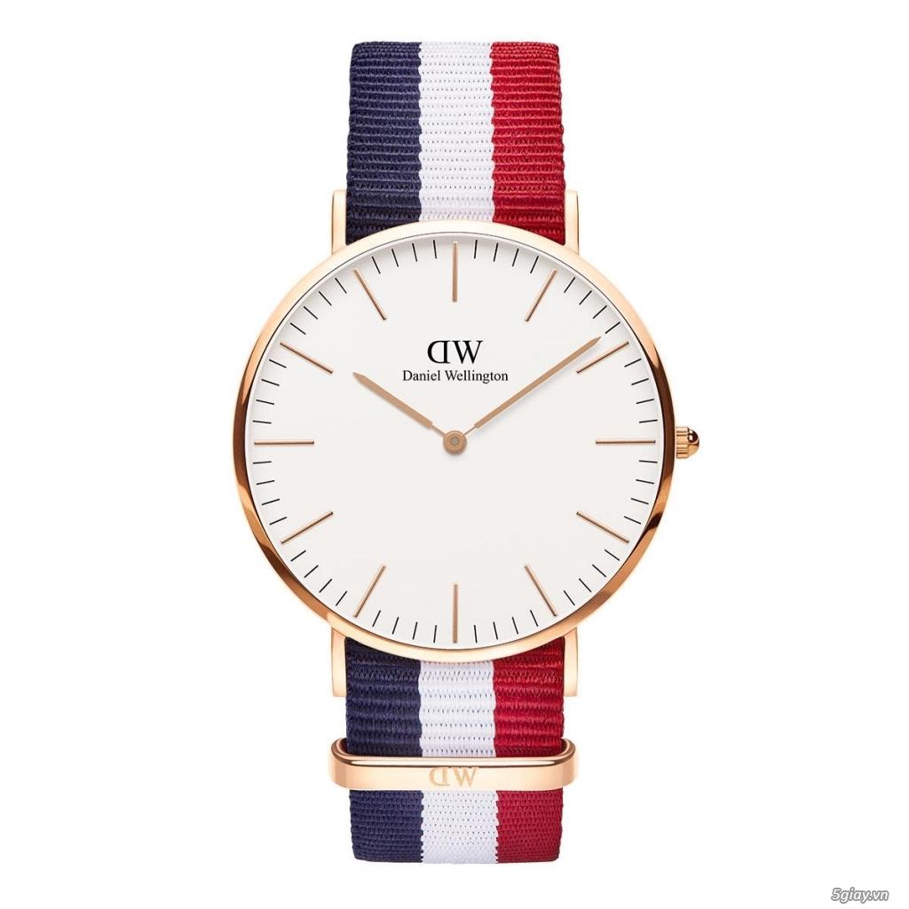<Authentic>Đồng hồ mới 100% ship US: CK, Daniel Wellington.. - 8