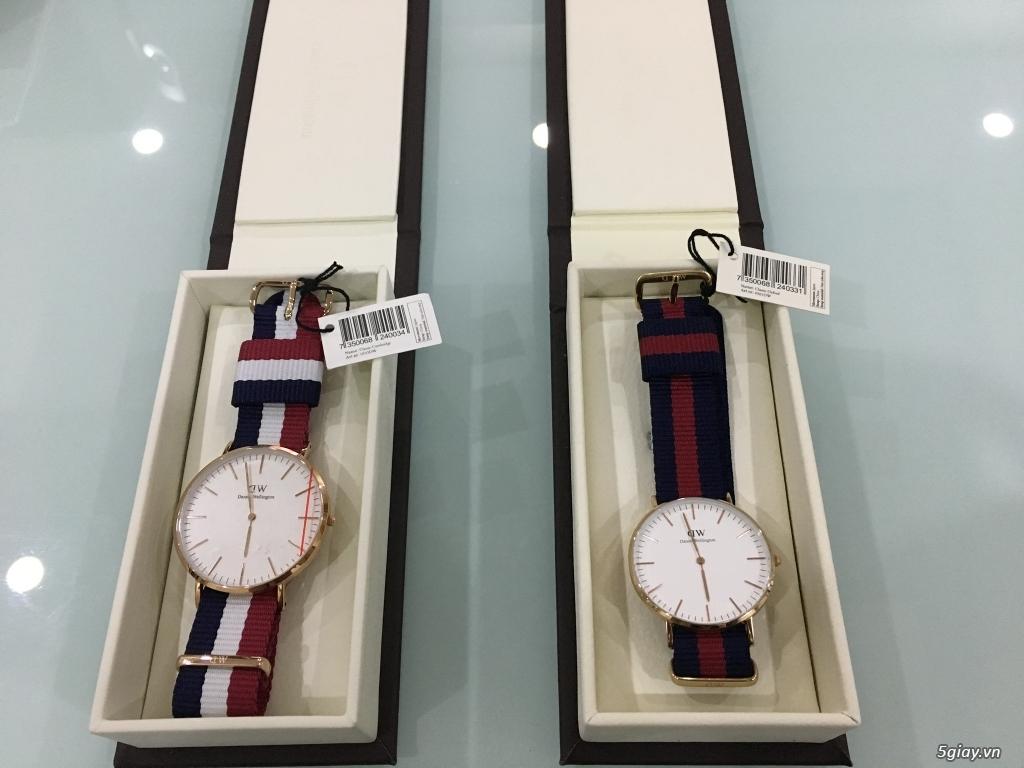 <Authentic>Đồng hồ mới 100% ship US: CK, Daniel Wellington.. - 12