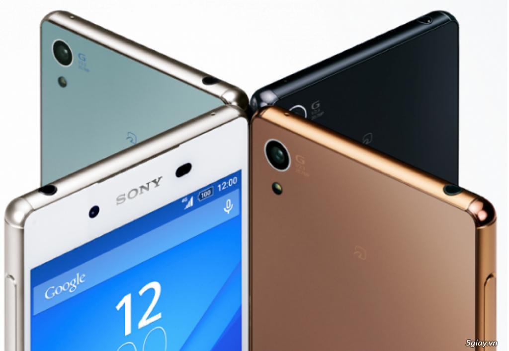 Sony xperia z4 uy tín_giá tôt_chống nước cực tốt. - 4