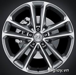 Hyundai SantaFe - Hyundai Bình Dương - 17