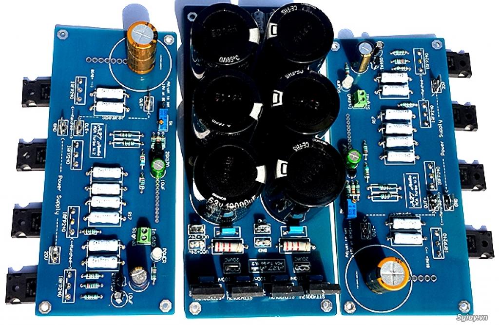 Linh kiện điện tử, PCB và DIY kit cho High-end Audio . ART Audio - 5