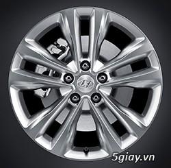 Hyundai SantaFe - Hyundai Bình Dương - 16