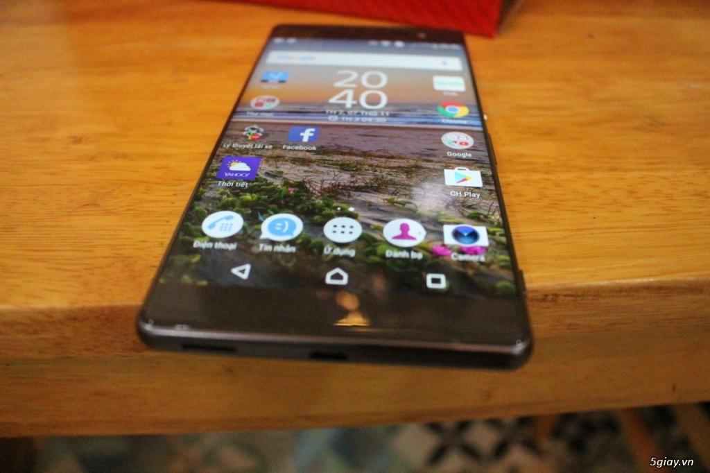 Sony Xperia XA-Ultra màu đen - 1