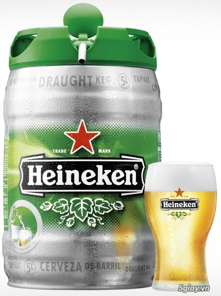 Bom Bia Heineken nhập khẩu Hà Lan - Quà tặng Sang chảnh Giá Sỉ rất tốt - 10