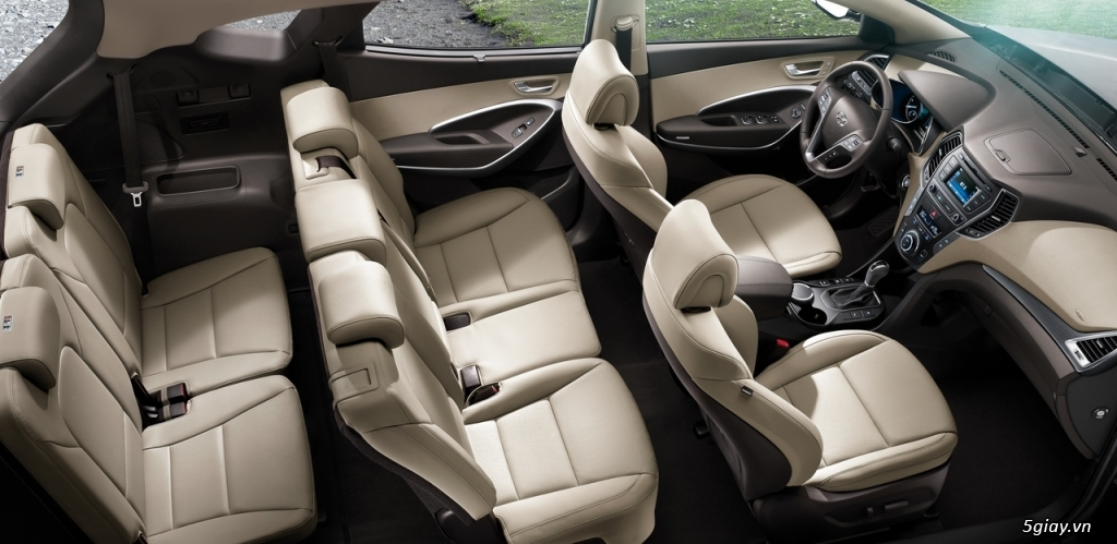Hyundai SantaFe - Hyundai Bình Dương - 3