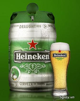 Bom Bia Heineken nhập khẩu Hà Lan - Quà tặng Sang chảnh Giá Sỉ rất tốt - 11