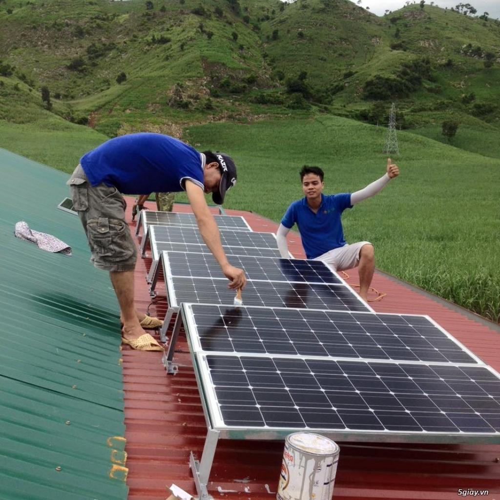 Pin mặt trời, có phải một giải pháp cung cấp điện tối ưu??. - 1
