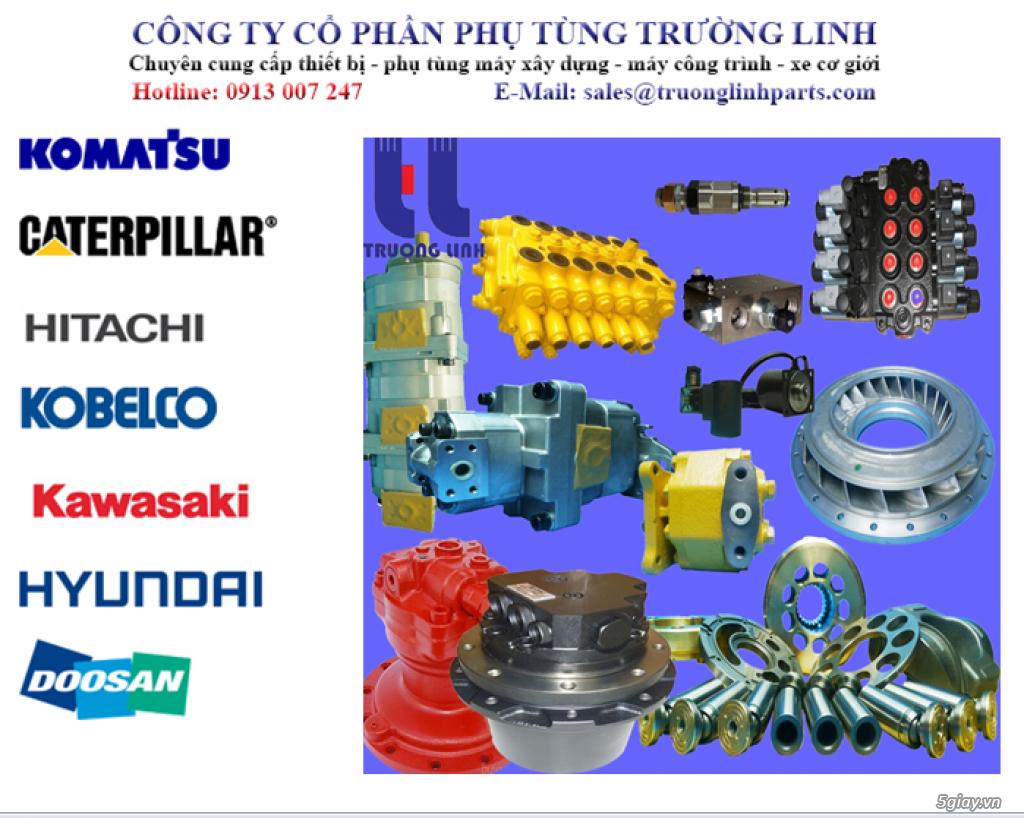 Chuyên Nhập khẩu và phân phối bơm thủy lực  Xe Công Trình