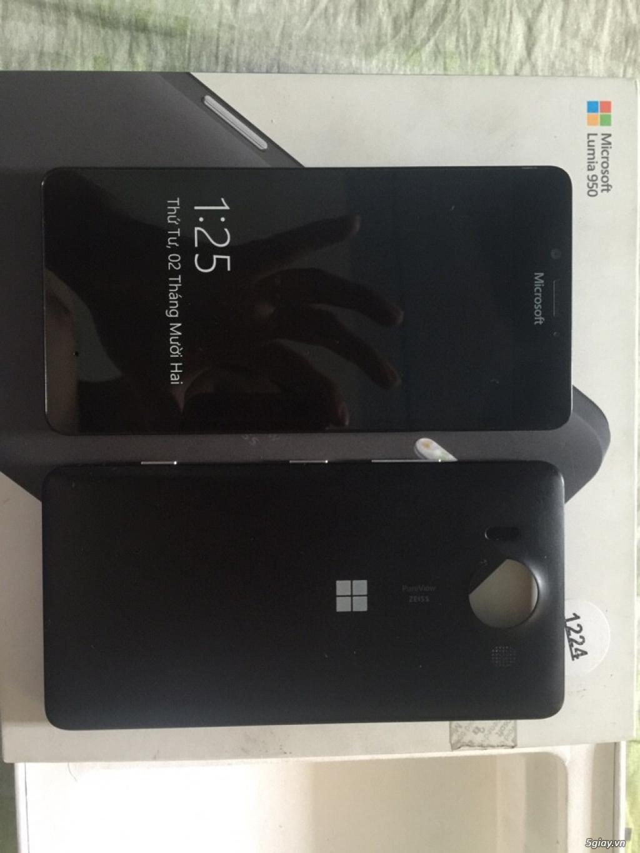 Lumia 950 CTy Endtime 23h59P - 12/11/2016 - 1