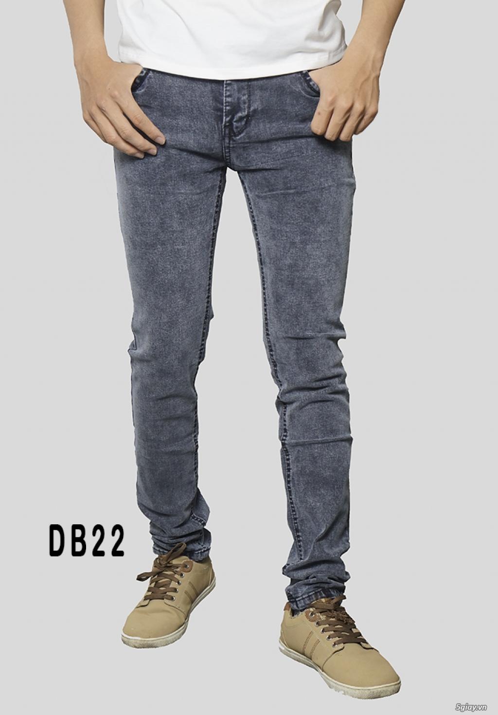 shop bán sỉ quần jean nam giá rẻ ở tphcm