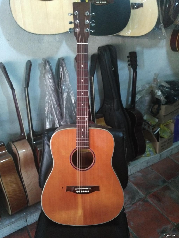 Acoustic đàn đẹp tiếng ấm giá cả sinh viên