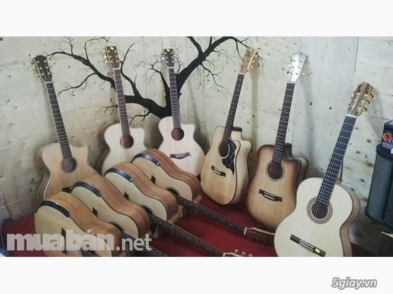 Sữa chữa bán đàn guitar giá rẻ tại bình dương - Cơ sở sx đàn Hưng Phát - 18