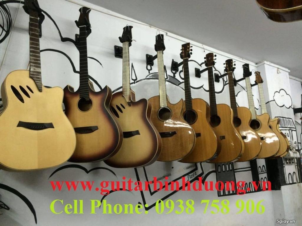 Sữa chữa bán đàn guitar giá rẻ tại bình dương - Cơ sở sx đàn Hưng Phát - 23