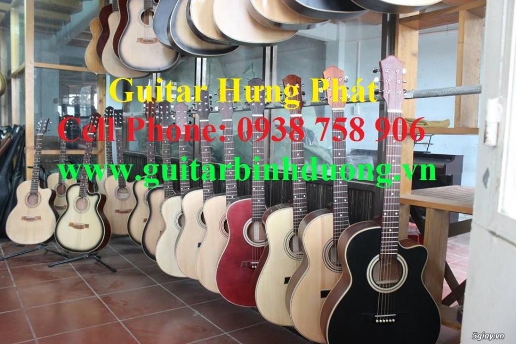 Sữa chữa bán đàn guitar giá rẻ tại bình dương - Cơ sở sx đàn Hưng Phát - 27