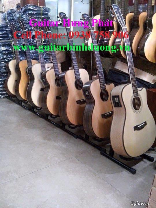 Sữa chữa bán đàn guitar giá rẻ tại bình dương - Cơ sở sx đàn Hưng Phát - 29