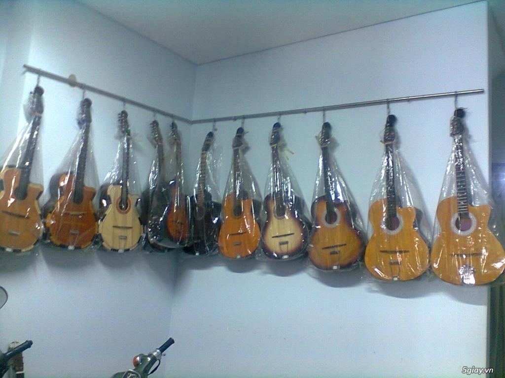 Sữa chữa bán đàn guitar giá rẻ tại bình dương - Cơ sở sx đàn Hưng Phát - 13