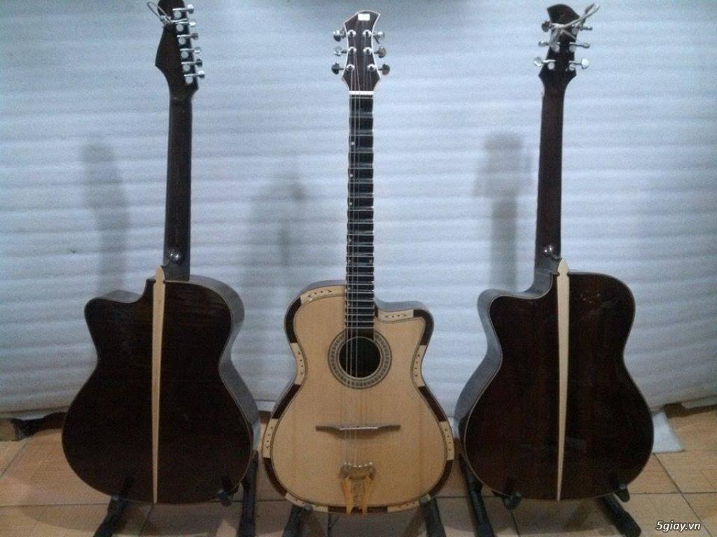 Sữa chữa bán đàn guitar giá rẻ tại bình dương - Cơ sở sx đàn Hưng Phát - 8