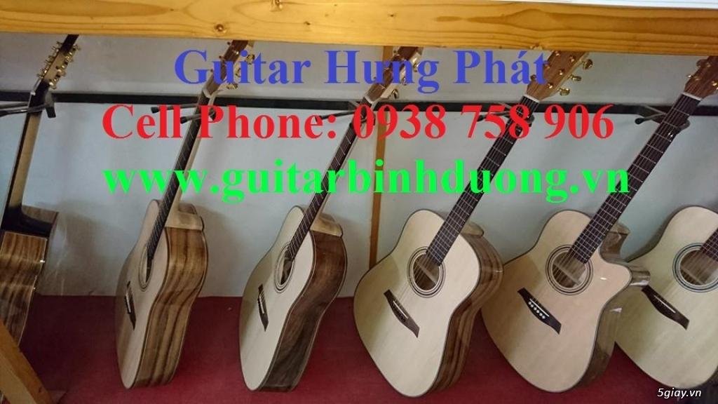 Sữa chữa bán đàn guitar giá rẻ tại bình dương - Cơ sở sx đàn Hưng Phát - 30