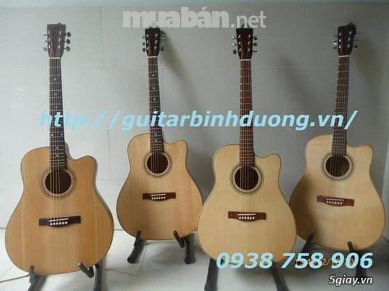 Sữa chữa bán đàn guitar giá rẻ tại bình dương - Cơ sở sx đàn Hưng Phát - 14