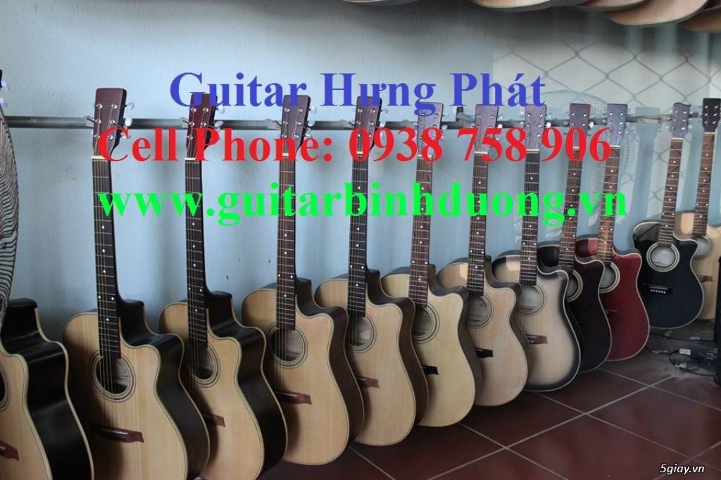 Sữa chữa bán đàn guitar giá rẻ tại bình dương - Cơ sở sx đàn Hưng Phát - 26