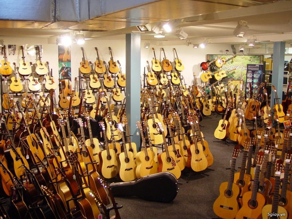 Sữa chữa bán đàn guitar giá rẻ tại bình dương - Cơ sở sx đàn Hưng Phát - 4