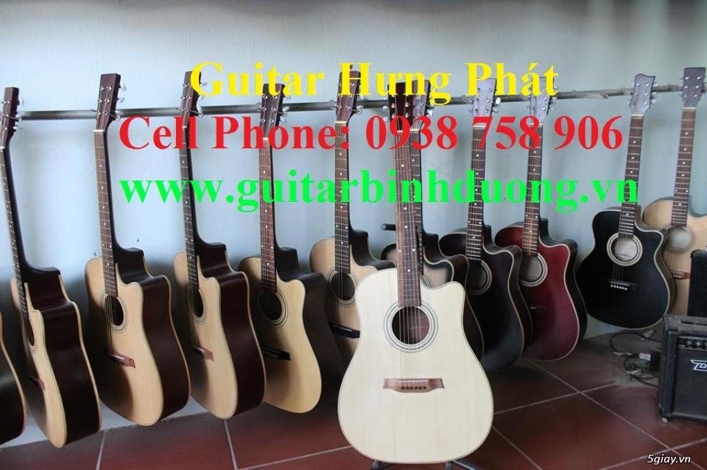 Sữa chữa bán đàn guitar giá rẻ tại bình dương - Cơ sở sx đàn Hưng Phát - 25