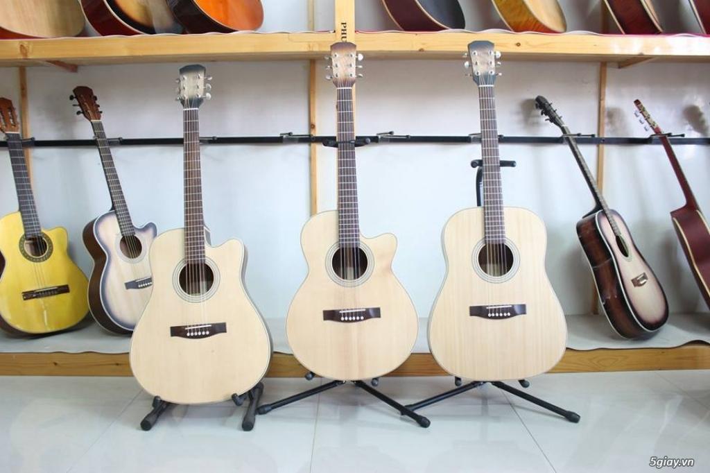 Sữa chữa bán đàn guitar giá rẻ tại bình dương - Cơ sở sx đàn Hưng Phát - 3