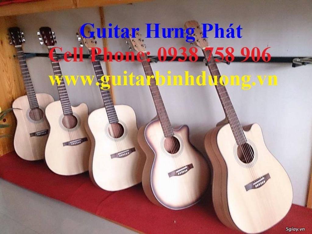 Sữa chữa bán đàn guitar giá rẻ tại bình dương - Cơ sở sx đàn Hưng Phát - 31