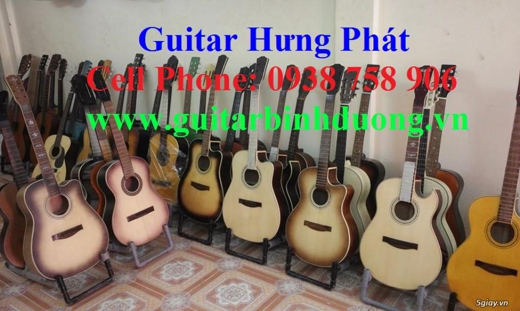 Sữa chữa bán đàn guitar giá rẻ tại bình dương - Cơ sở sx đàn Hưng Phát - 22