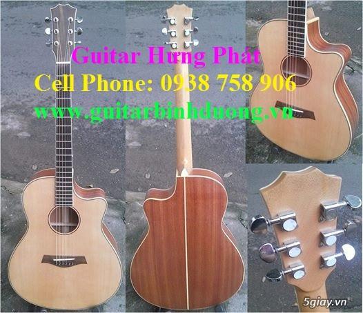 Sữa chữa bán đàn guitar giá rẻ tại bình dương - Cơ sở sx đàn Hưng Phát - 28