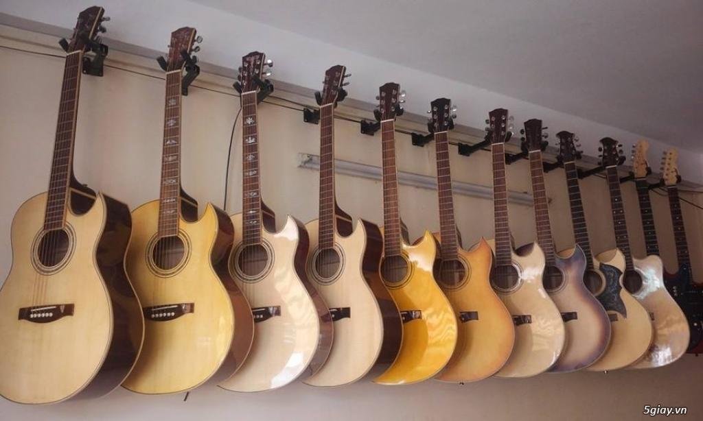 Sữa chữa bán đàn guitar giá rẻ tại bình dương - Cơ sở sx đàn Hưng Phát - 10