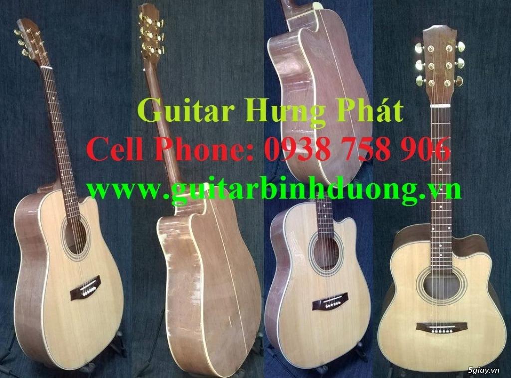 Sữa chữa bán đàn guitar giá rẻ tại bình dương - Cơ sở sx đàn Hưng Phát - 32