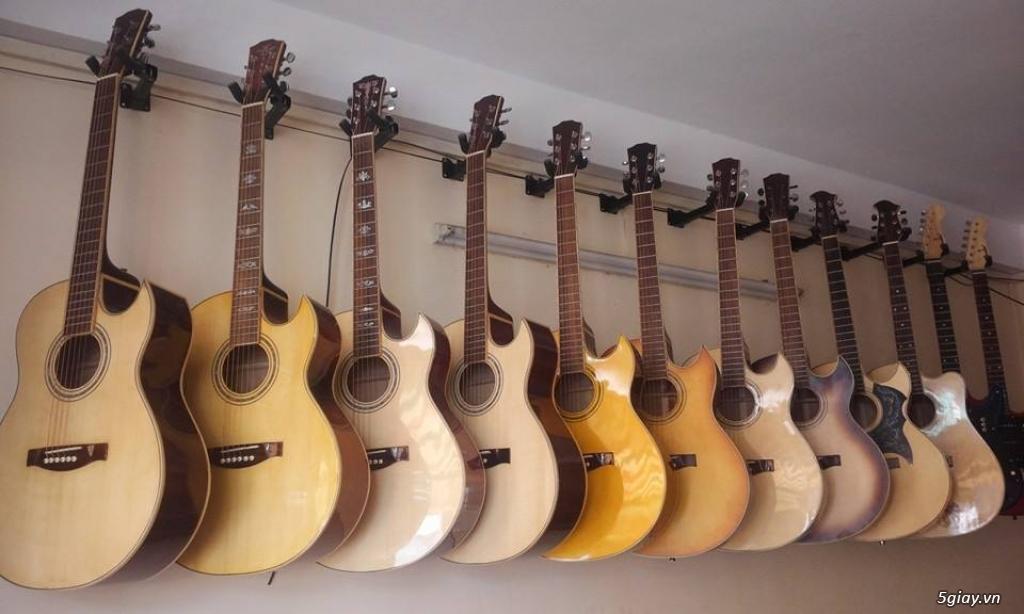 Sữa chữa bán đàn guitar giá rẻ tại bình dương - Cơ sở sx đàn Hưng Phát - 21