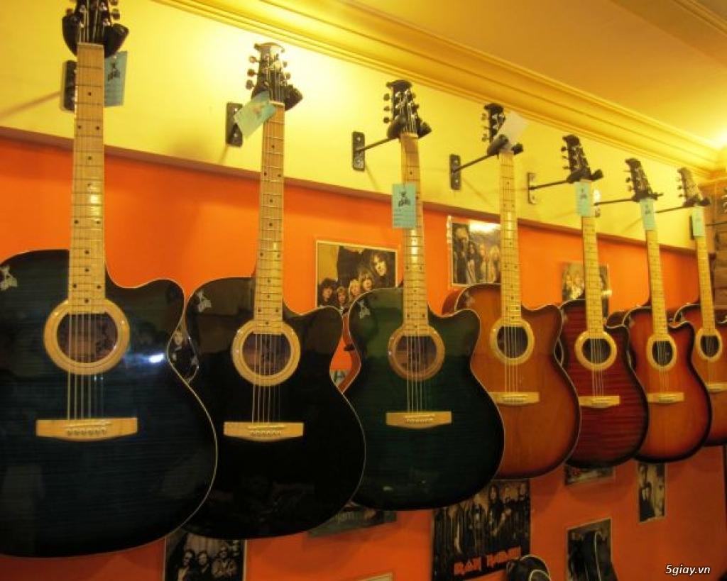 Sữa chữa bán đàn guitar giá rẻ tại bình dương - Cơ sở sx đàn Hưng Phát - 6