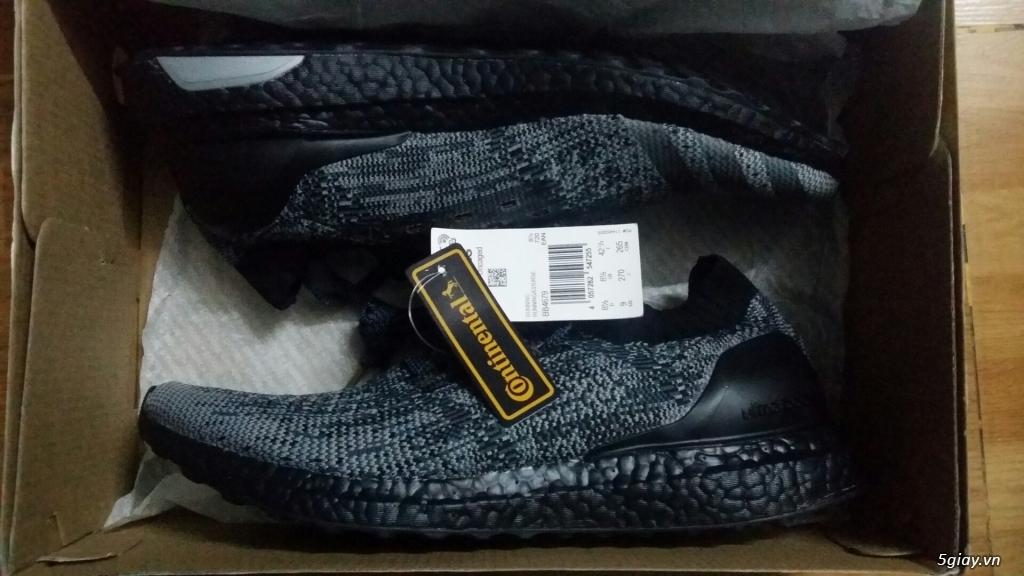 726c6cefb171f Adidas ultra boost uncaged LTD triple black. Size 9US fullbox mới 100%.  Price 6tr3. Ae quan tam lh 01207041215