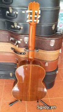 Matsouka guitar M 30, M 40, M50, M60N, M 85 có EQ - 5
