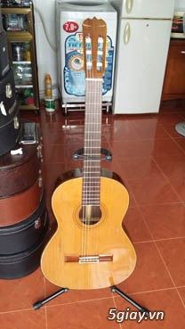 Matsouka guitar M 30, M 40, M50, M60N, M 85 có EQ - 9