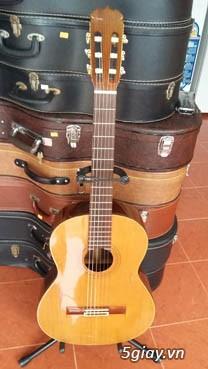 Matsouka guitar M 30, M 40, M50, M60N, M 85 có EQ - 3