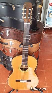 Matsouka guitar M 30, M 40, M50, M60N, M 85 có EQ