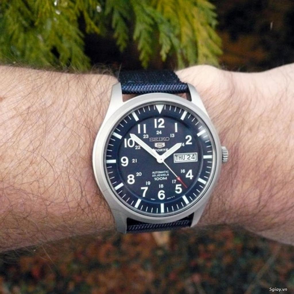 Đồng hồ Seiko - Citizen chính hãng - 10