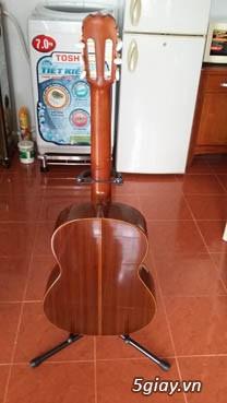 Matsouka guitar M 30, M 40, M50, M60N, M 85 có EQ - 8